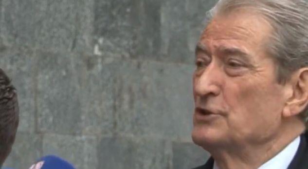 Berisha: Thërras kanceleritë perëndimore të vijnë në Tiranë, vendi drejt kaosit të frikshëm