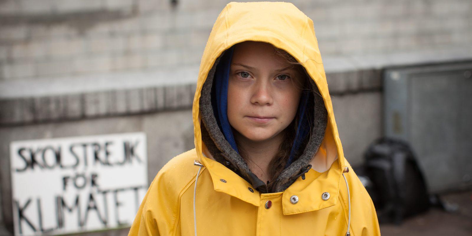 Greta Thunberg Facebook: Nominohet Për Nobel Dhe Mbështetet Nga Mijëra Studentë Në