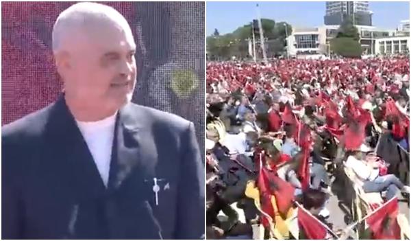 Analisti për mitingun e PS-së: Ajo Shqipëri që doni ju KM, kurrë mos u bëftë!