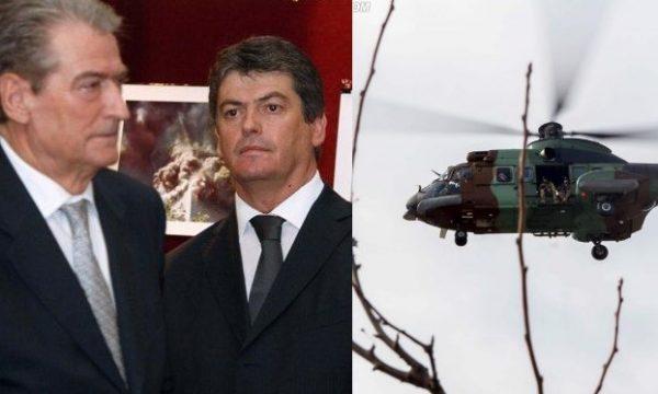 Familjarët më morën të tmerruar   Ish Presidenti tregon se si helikopteri ushtarak u ul në oborrin e shtëpisë së tij