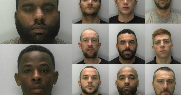 Shkatërrohet banda e kokainës në Angli  mes tyre 2 shqiptarë