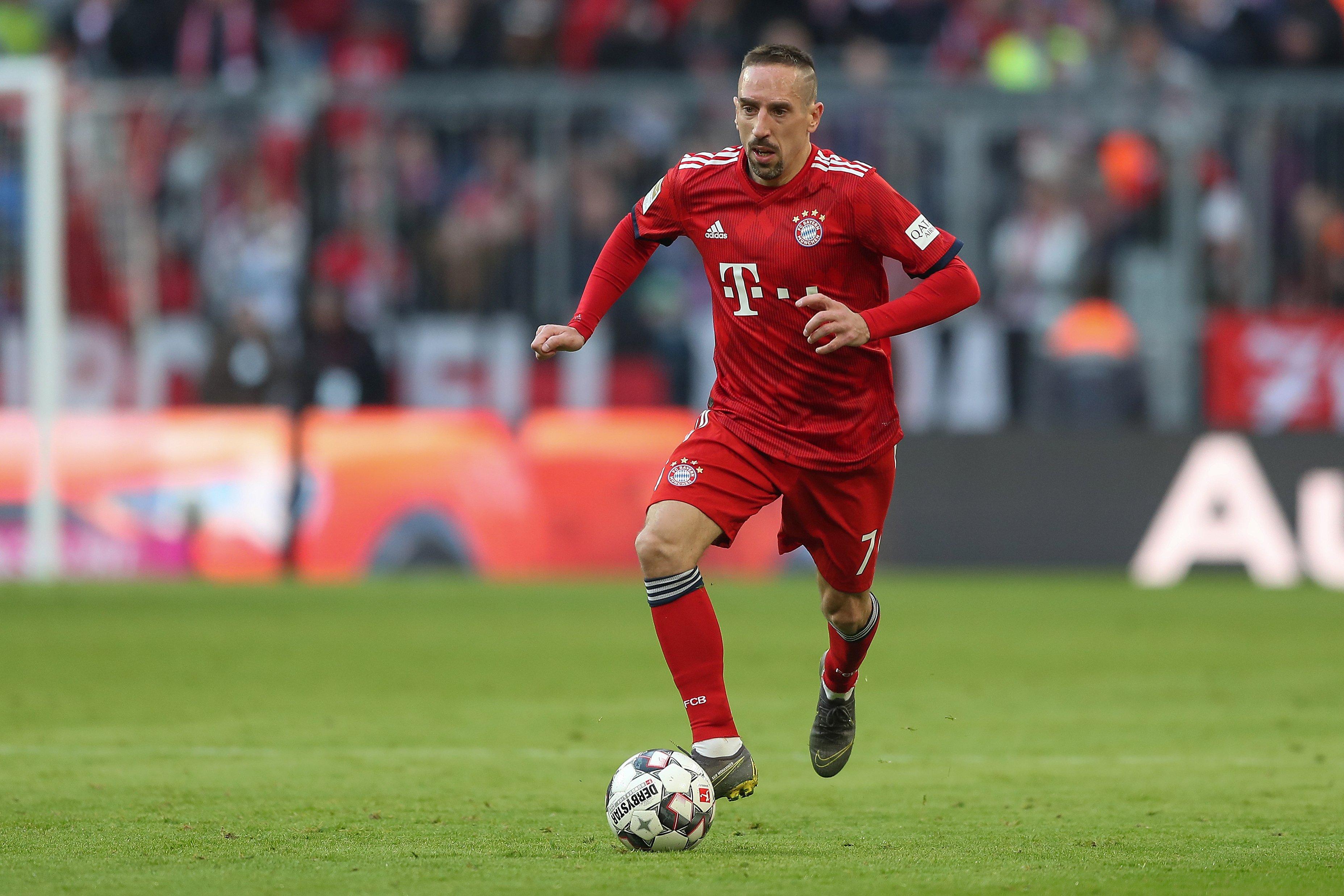 E KRYER  Ribery transferohet në Seria A  firmos kontratë 2 vjeçare