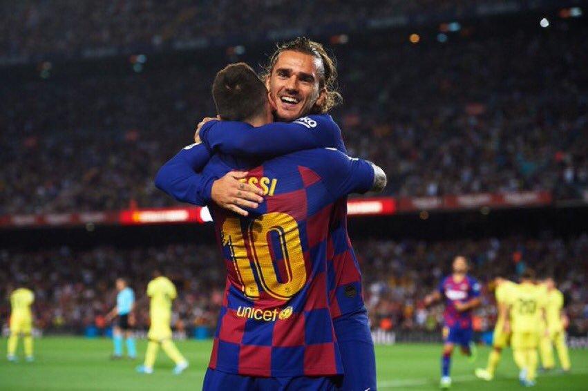 Barcelona në avantazh të dyfishtë  Arthur shënon super gol