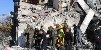 Tërmeti 6.4 ballë, 26 nëntor 2019