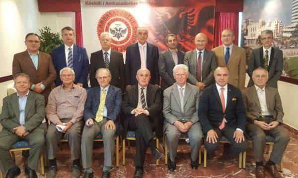Këshilli i Ambasadorëve shqiptarë  Çdo marrëveshje pa Kosovën  jo në përputhje me interesat kombëtare